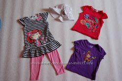 Одежа фірмова на дівчинку 80-92