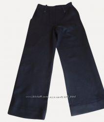 Новые брюки черные плотная шерсть SONIA RYKIEL 44-46р