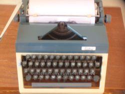 Печатная машинка Эрика, Германия.