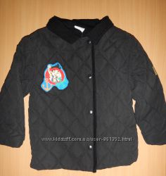 Качественная стильная демисезонная курточка Disney