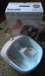 Гидромассажная ванночка для ног с магнитами FB 25 Beurer, Германия  Основ