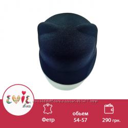 АКЦИЯ - 15 на все летние шляпки. Фетровые и соломенные Cat Hat