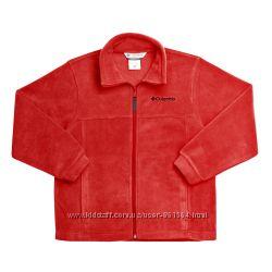 Columbia 110-128см флис куртка кофта свитер реглан