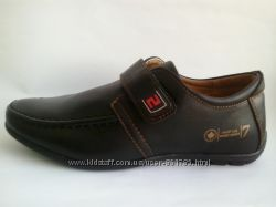 Туфли для мальчика Y-ТОP, 35-37 р.