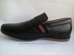 Школьные туфли для мальчика ТОМ. М, 0812-А, 36-38 р.