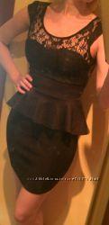 Нарядное платье с красивой спинкой, Tally Weijl