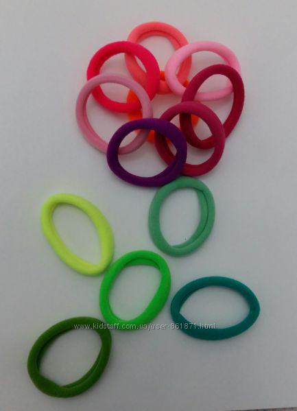 Качественные упругие резинки для волос, Cute dream 26 цветов