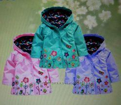Плащик-курточка на малыша, 3-5 лет, 4-ре цвета, новый
