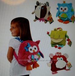 Милый детский рюкзак Совенок, Sozzy, новый