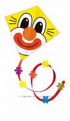 Ромбовидный воздушный змей Клоун Paul Guenther