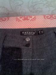 брюки классические серые 50-52р.