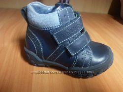 Новые демисезонные ботинки для мальчика Flamingo 20 размер