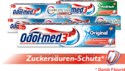 Зубная паста Odol-med 3