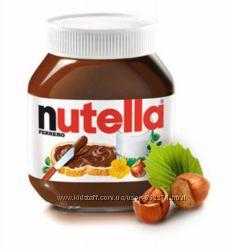 Нутелла. Шоколад и разные вкусняшки