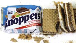 Воздушные вафельки Knoppers 10 х25 г