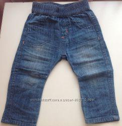 Летние джинсы скинни  унисекс