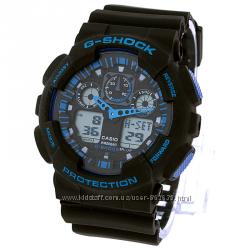 Мужские часы Casio G-Shock GA 100 копия