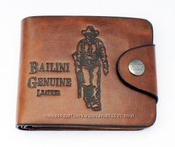 Кошелек Bailini портмоне бумажник с ковбоем