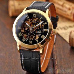 Механические часы Skeleton Classic