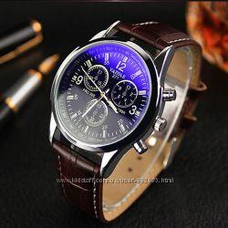Мужские часы Yazole серия Blue Ray