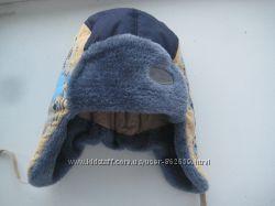 Зимняя шапка Davids Star для мальчика 50-52р