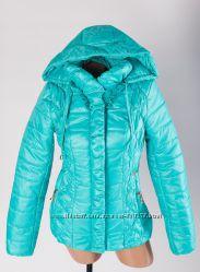 Классная демисезонная женская куртка, размер 44-56