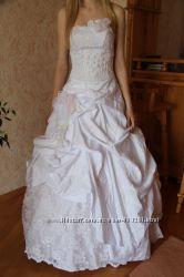 Весільна сукня львівського дизайнера