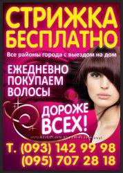 Продать Волосы в Полтаве Дорого куплю волосы в Полтаве Скупка Волос