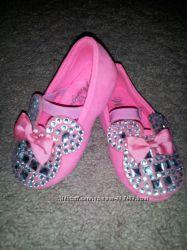Наші класні туфельки Zara Baby