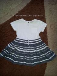 наші платтячка для дівчинки Next