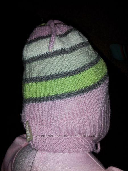 шапочка для дівчинки фірми LENNE 3-8м