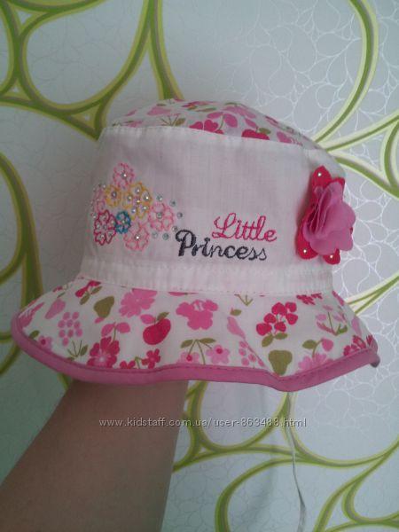 панамки для дівчинки
