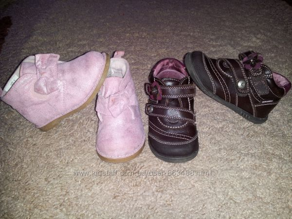 наші черевички фірми CRAZI8, PABLOSKYдля дівчинки