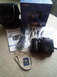 Фотоаппарат Canon Power Shot SX120 IS чехол в подарок