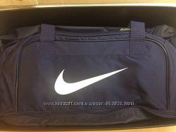 Сумка Nike, с двойным днлм, размер M