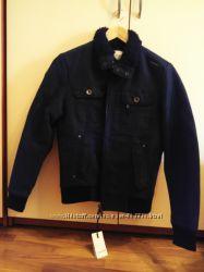 новая куртка из Италии весна-осень, ог 100см