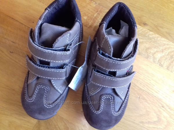 Итальянские ботиночки Melania с утеплителем 16см