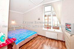 Квартира у моря в Ялте, недорогой люкс на набережной, с парковкой, до 4 чел
