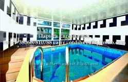 Сдам дом в центре Ялты, с бассейном, сауной, двором, мангалом, недорого