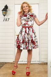 Распродажа Платье Макканьо темное и светлое для кормящих Бамбиномания
