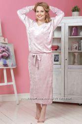 Платье Эльба для дома 2 цвета для беременных и кормящих - Бамбиномания