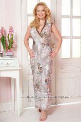 Ночная сорочка или платье Лучера для дома для кормящих - Бамбиномания