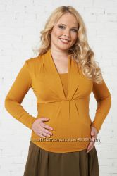 Блуза Тревиоло разные цвета для беременных и кормящих Бамбиномания