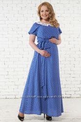 Платье Совичилле 2 цвета для беременных и кормящих Бамбиномания