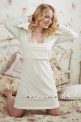Ночная сорочка или платье для дома Мирамаре для кормящих - Бамбиномания