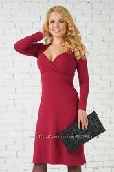 Платье пуш-ап Беллуно-2 для кормящих Бамбиномания