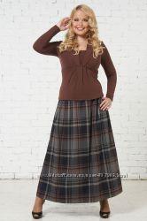 Универсальные шерстяные длинные юбки беременным и не только Бамбиномания
