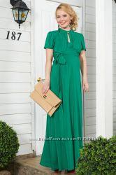Платье Луино 3 цвета для беременных и кормящих Бамбиномания