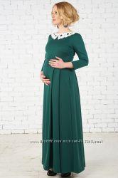 Платье Фьюмичино разные цвета для беременных и кормящих Бамбиномания