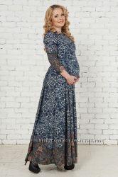 Платье Монтесильвано для беременных и кормящих Бамбиномания